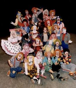 1991 Clowns