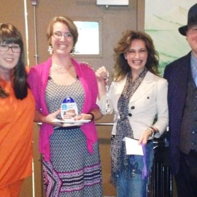 On August 29th our Hammy was Raegan Towne and our Super Sleuth was Kristin Heidenreich.