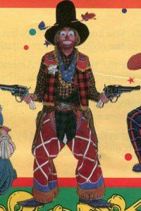 Retired Circus Clown